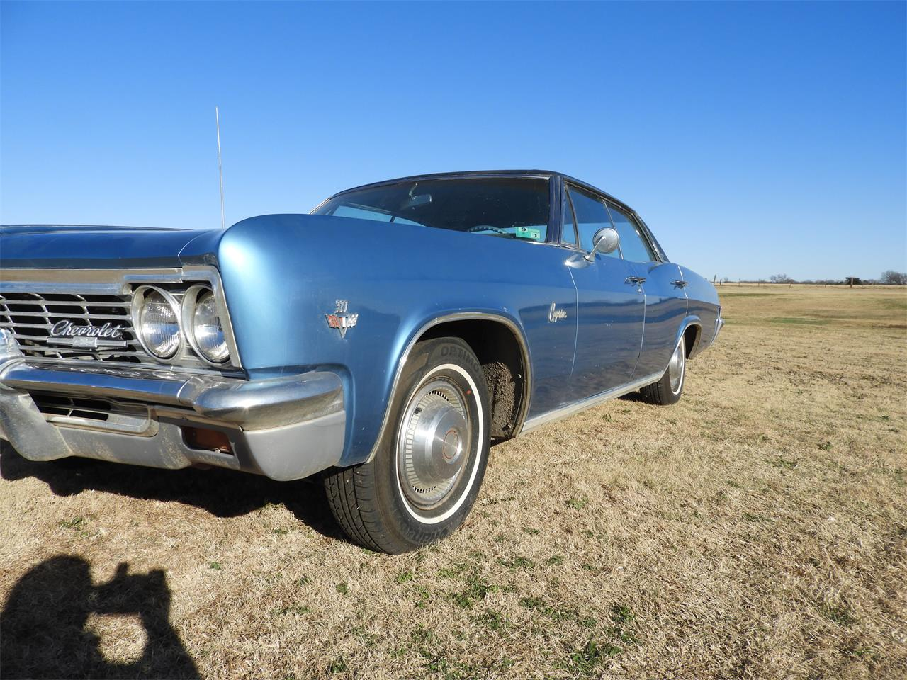 Large Picture of '66 Caprice Offered by Ball Auction Service - MHU7