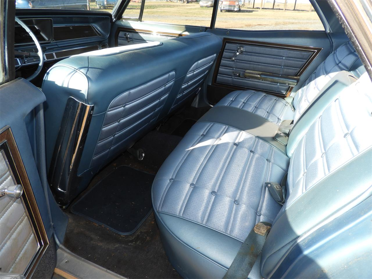 Large Picture of '66 Chevrolet Caprice located in Shawnee Oklahoma Auction Vehicle Offered by Ball Auction Service - MHU7