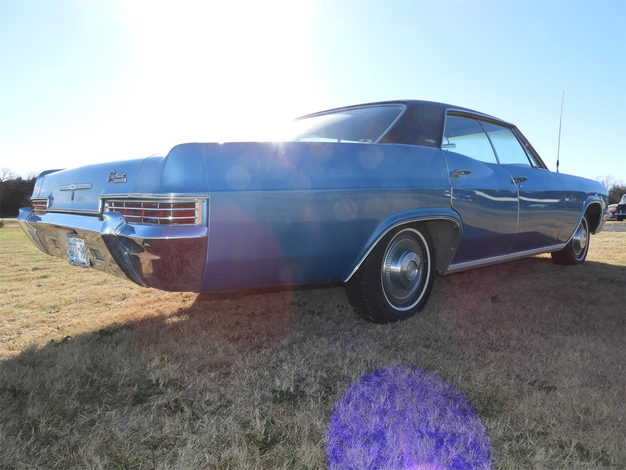 Large Picture of Classic '66 Chevrolet Caprice located in Shawnee Oklahoma Auction Vehicle Offered by Ball Auction Service - MHU7