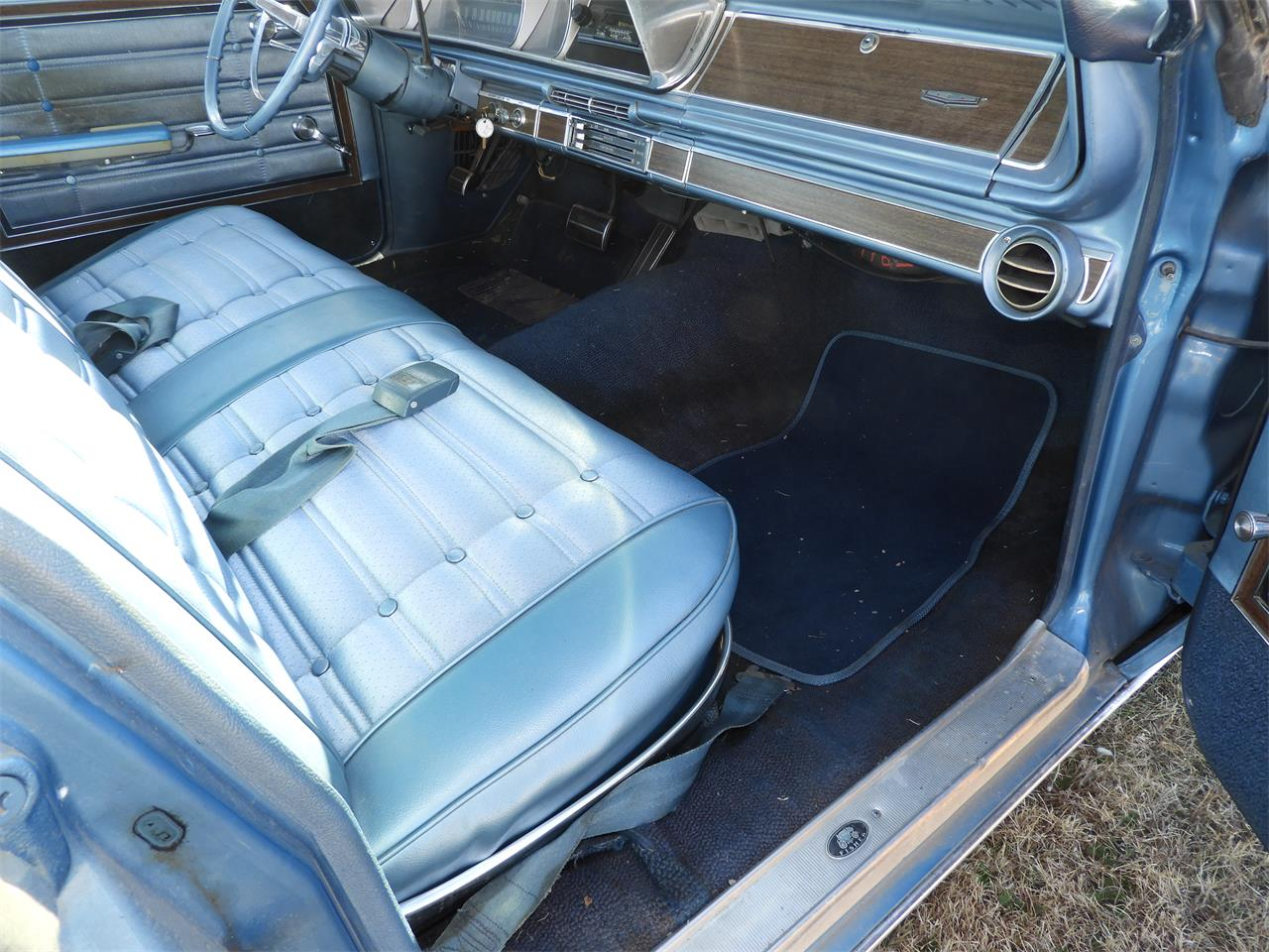 Large Picture of 1966 Caprice located in Oklahoma Auction Vehicle Offered by Ball Auction Service - MHU7