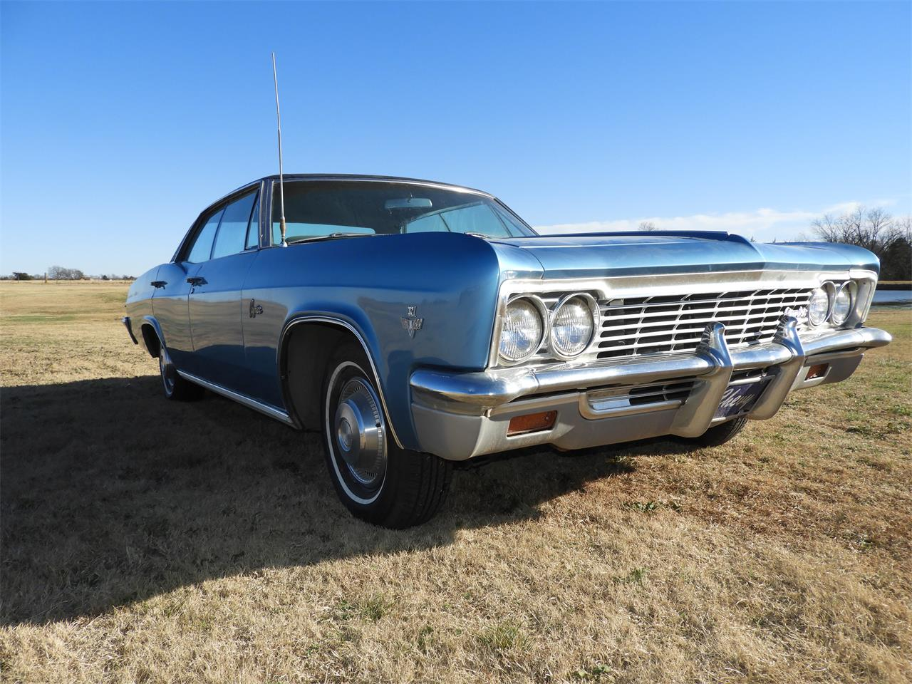 Large Picture of Classic '66 Caprice located in Shawnee Oklahoma Auction Vehicle - MHU7