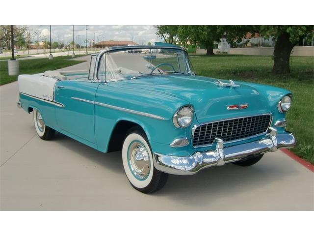 Picture of '55 Bel Air - MHUL