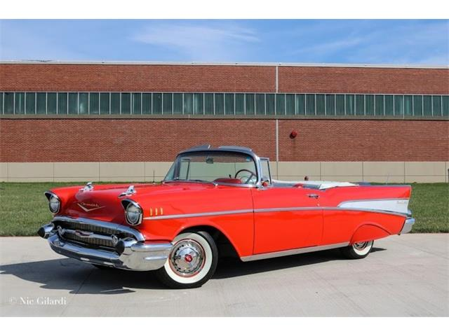Picture of '57 Bel Air - MHUN