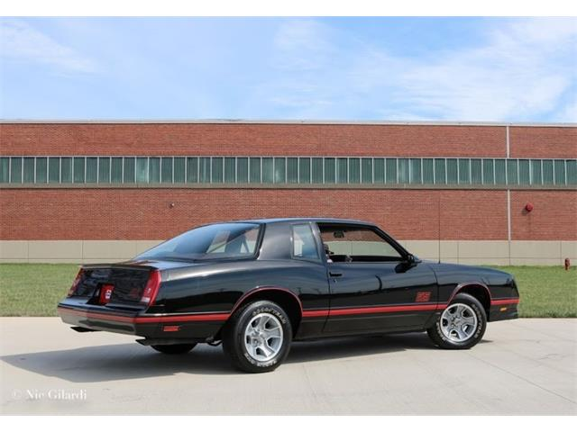 87 Monte Carlo Ss Black >> 1987 to 1989 Chevrolet Monte Carlo for Sale on ClassicCars.com