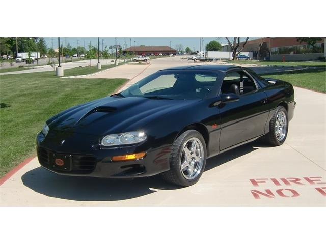 Picture of '02 Camaro - MHUY