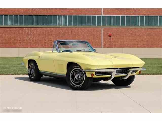 Picture of '67 Corvette - MHUZ