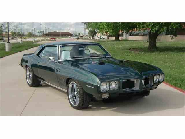 Picture of Classic 1969 Firebird located in Missouri - $45,000.00 Offered by Big Red Cup - MHV4
