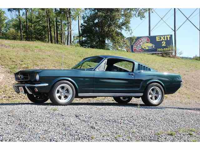 Picture of Classic '65 Mustang located in Springfield Missouri - MHV8