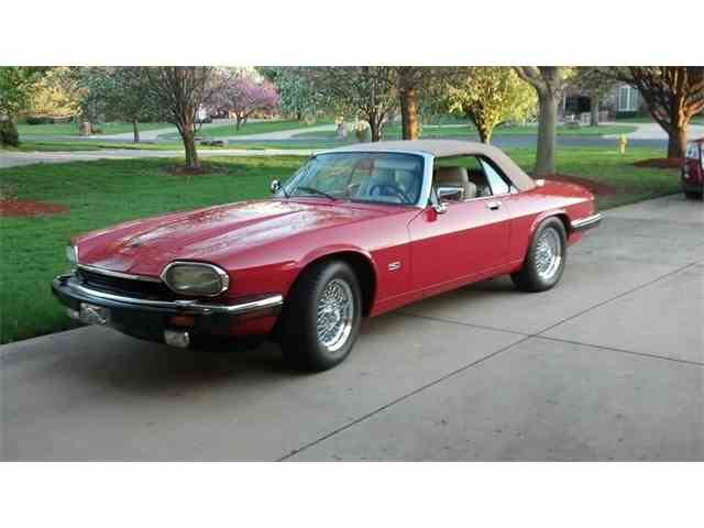 Picture of '92 XJS located in Springfield Missouri Offered by Big Red Cup - MHVF