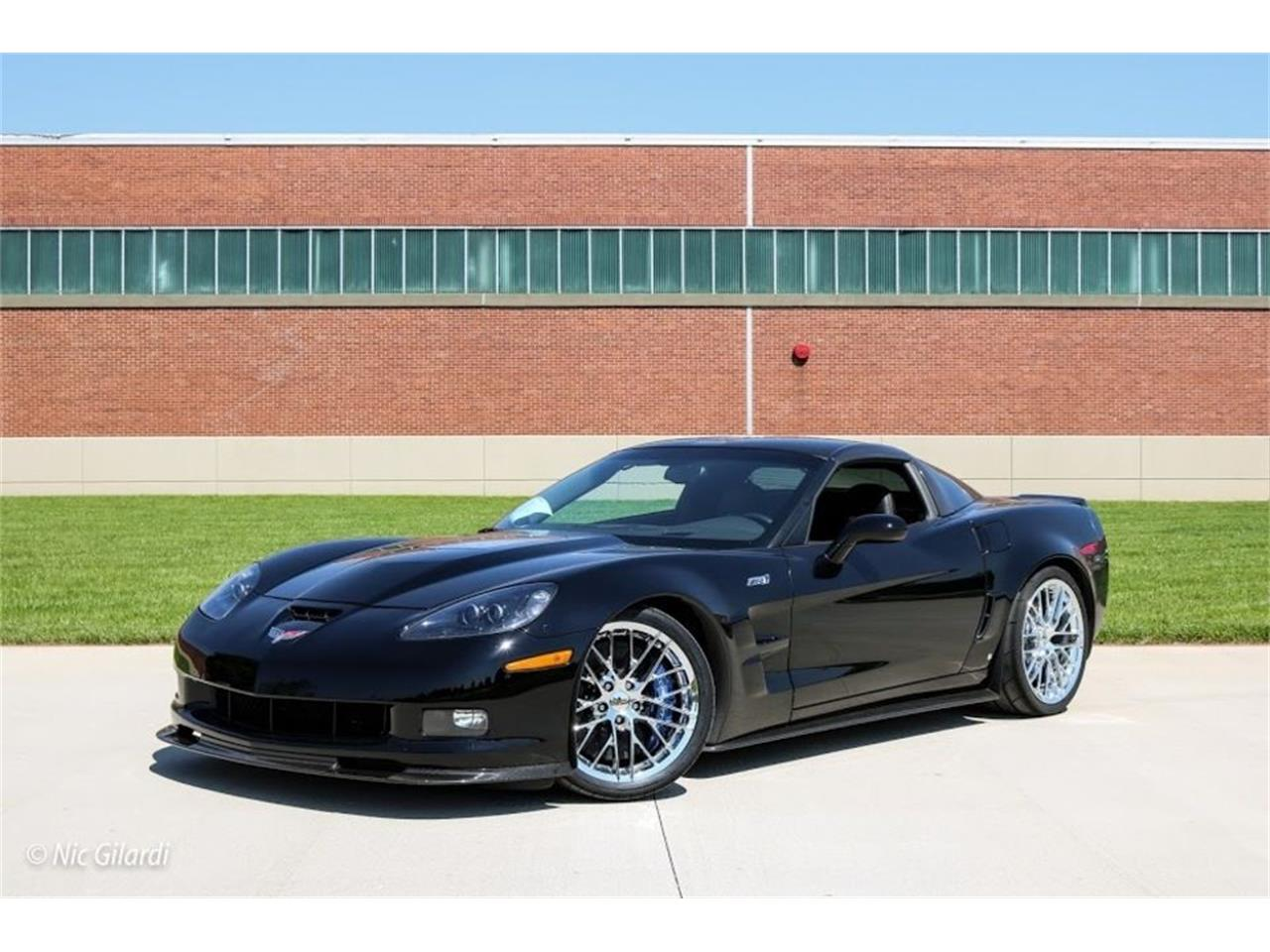 Large Picture of 2009 Chevrolet Corvette - $75,000.00 Offered by Big Red Cup - MHVI