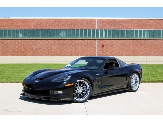 Picture of '09 Corvette - MHVI