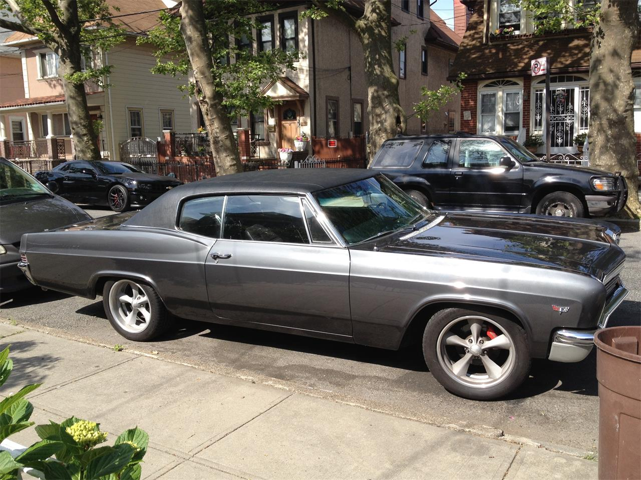 1966 Chevrolet Caprice For Sale Cc 1049609 Chevy Parts Large Picture Of 66 Mhvt