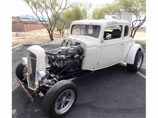 34 Chevy 5 Window Coupe: 30er 40er Coupes Div  – Billy Knight