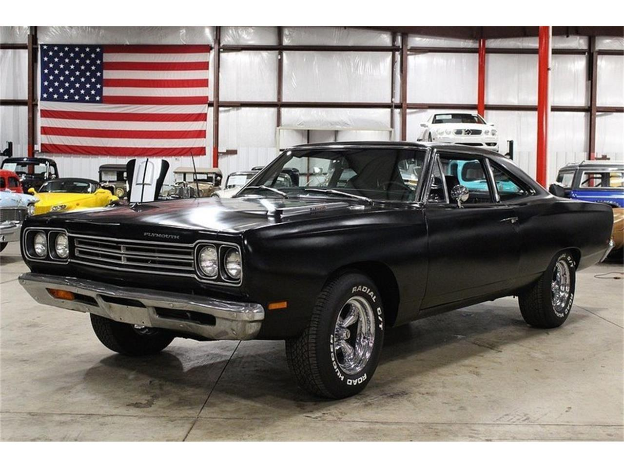 Large Picture of '69 Road Runner - MHWD