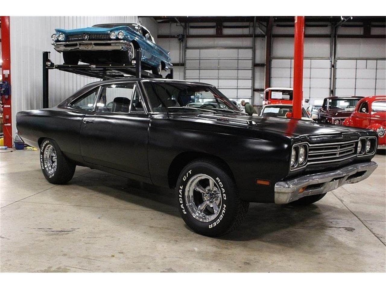 1969 Plymouth Road Runner For Sale Cc 1049629 69 Wiring Diagram Large Picture Of Mhwd