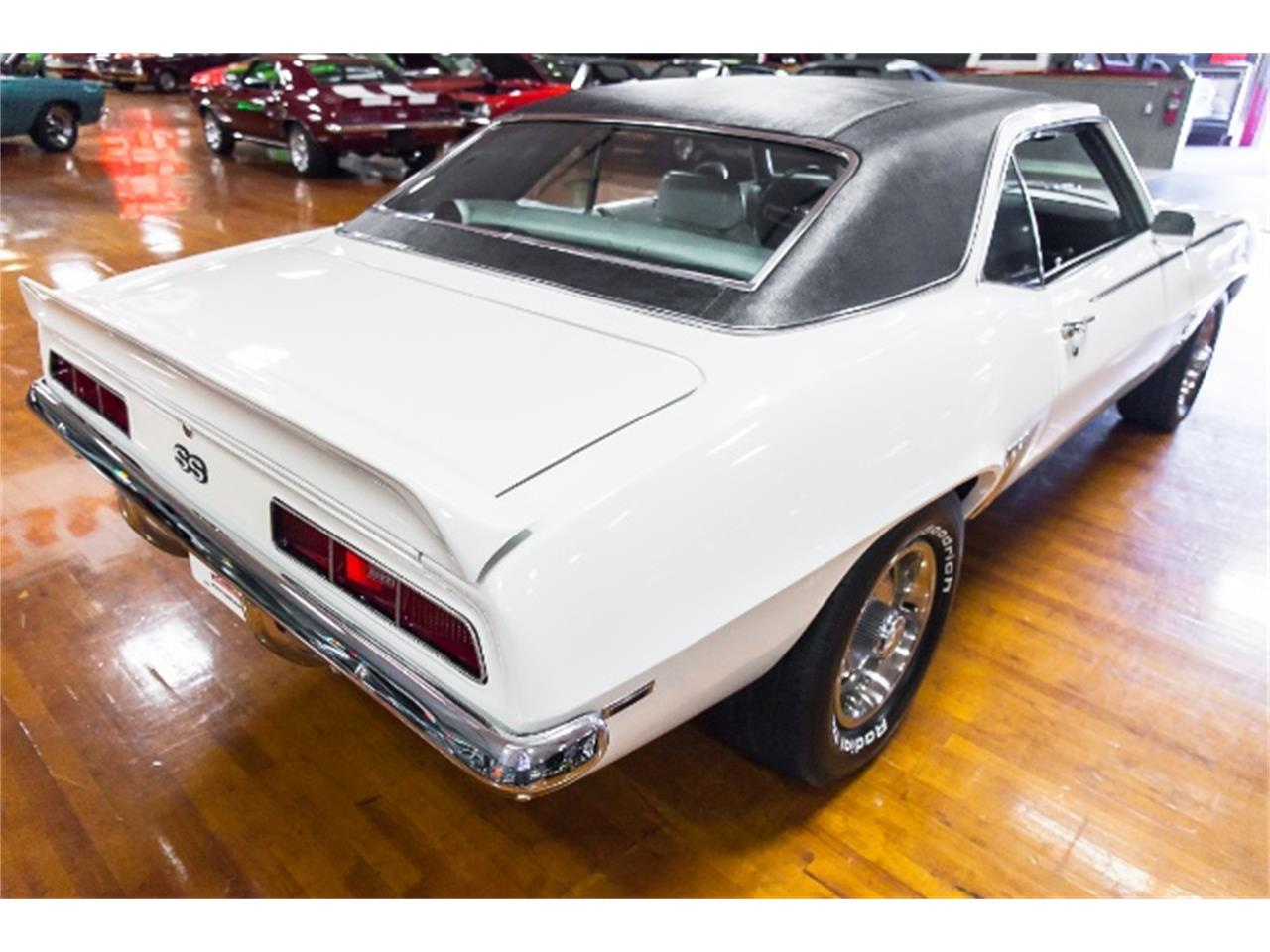Large Picture of 1969 Camaro Offered by Hanksters Muscle Cars - MHWG