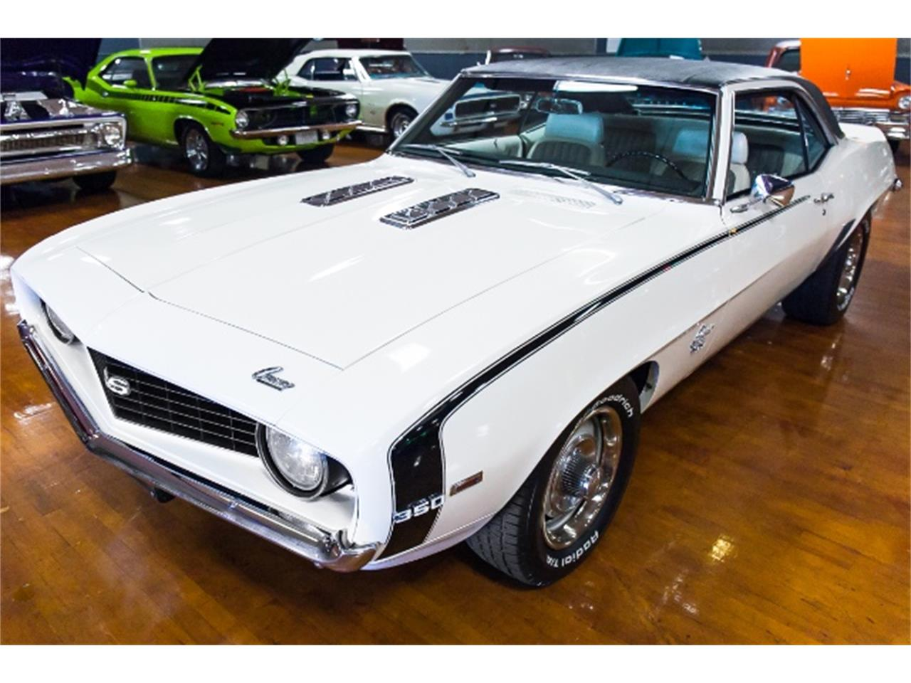 Large Picture of Classic 1969 Chevrolet Camaro - $44,900.00 - MHWG