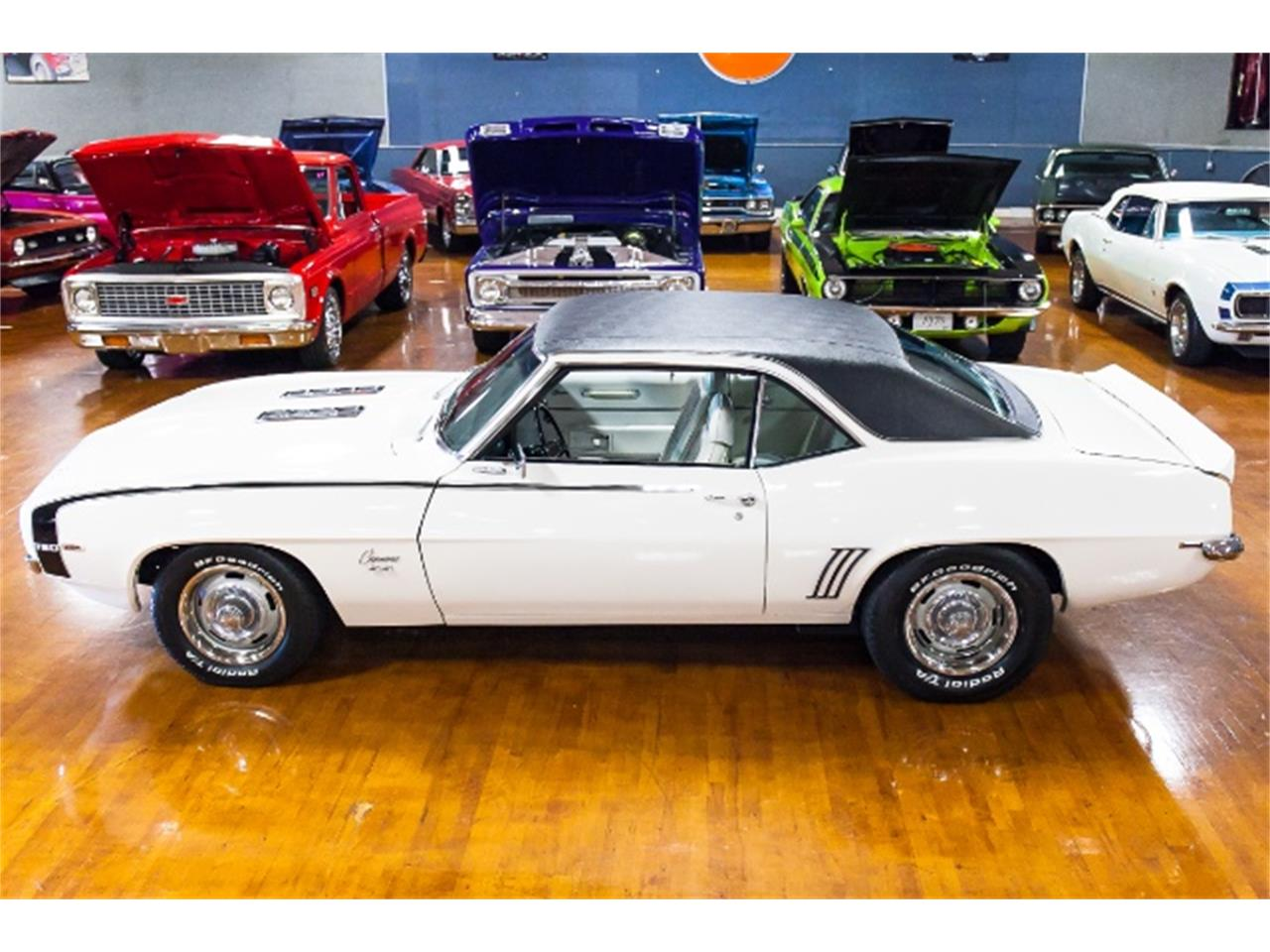 Large Picture of 1969 Camaro located in Indiana Pennsylvania - $44,900.00 - MHWG