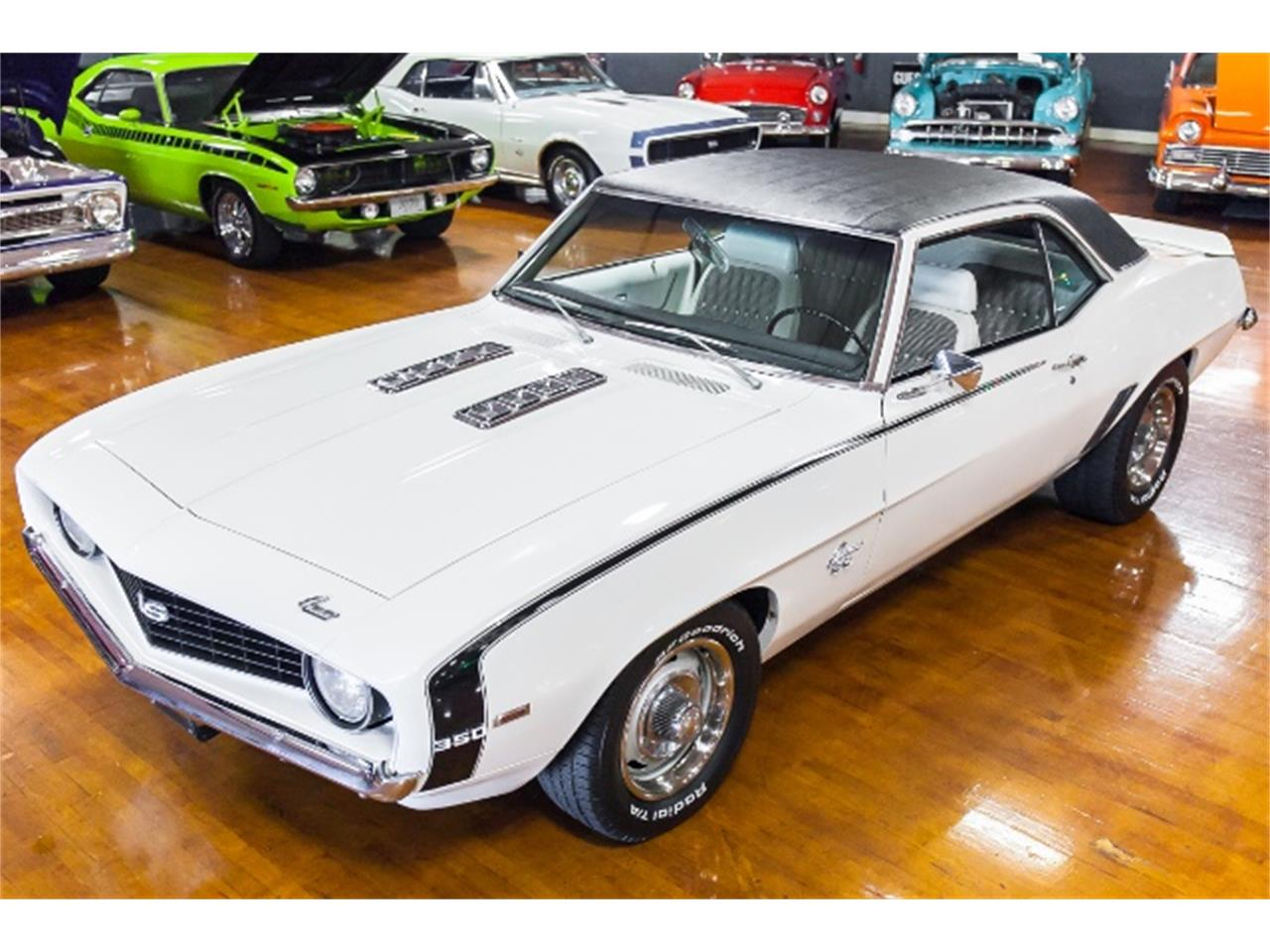 Large Picture of '69 Chevrolet Camaro located in Indiana Pennsylvania - $44,900.00 - MHWG