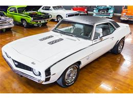 Picture of Classic 1969 Chevrolet Camaro located in Pennsylvania Offered by Hanksters Muscle Cars - MHWG
