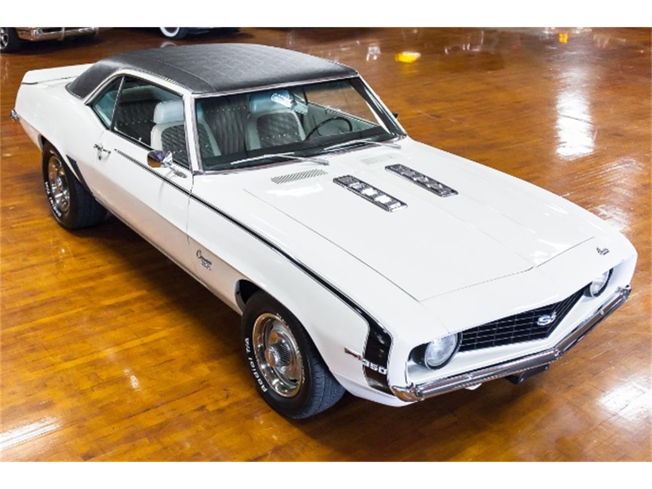 Large Picture of Classic '69 Camaro - MHWG