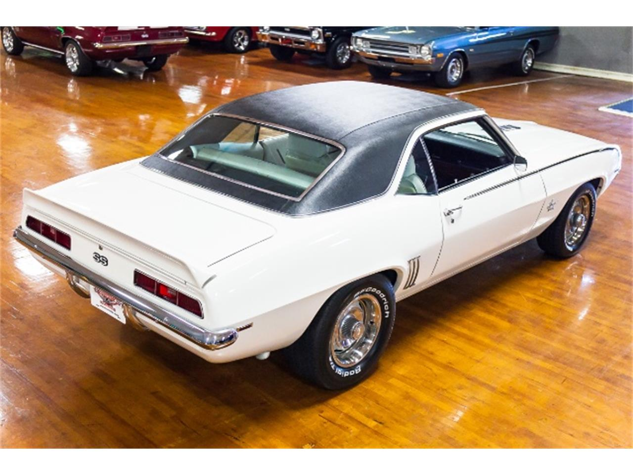 Large Picture of Classic 1969 Chevrolet Camaro located in Pennsylvania - $44,900.00 Offered by Hanksters Muscle Cars - MHWG