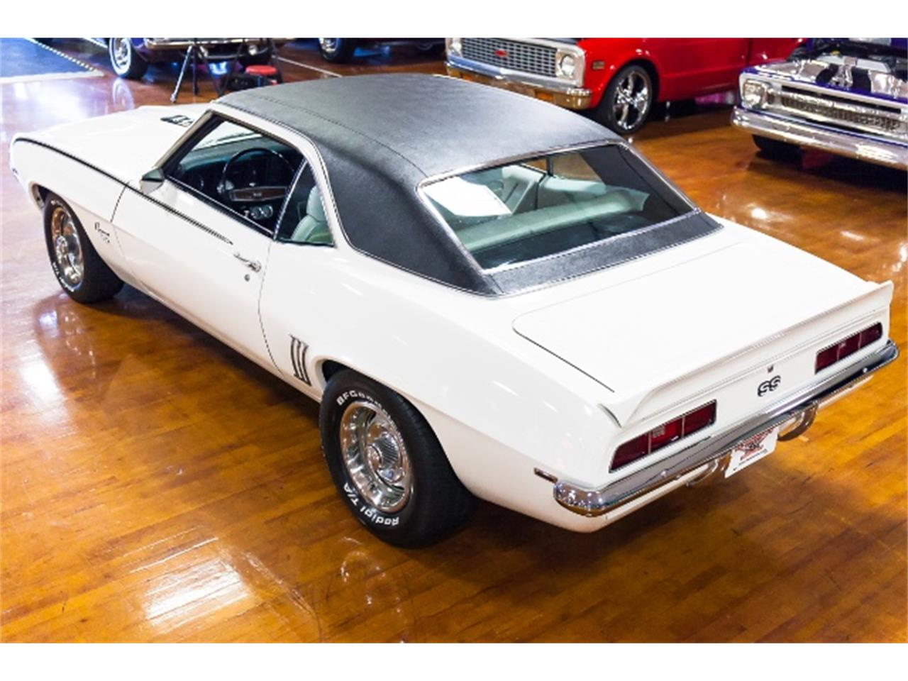 Large Picture of Classic 1969 Chevrolet Camaro - $44,900.00 Offered by Hanksters Muscle Cars - MHWG