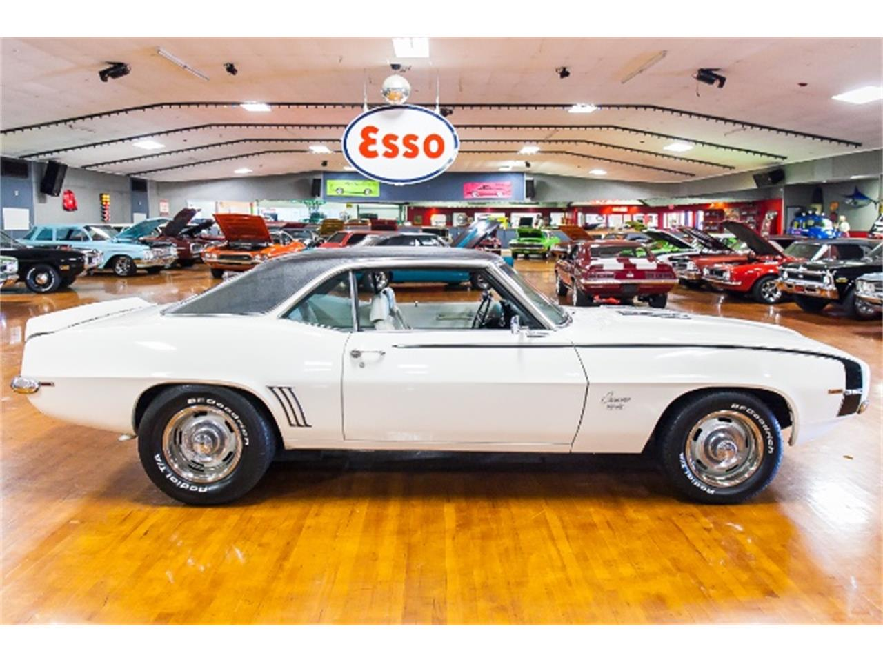 Large Picture of 1969 Camaro located in Indiana Pennsylvania - $44,900.00 Offered by Hanksters Muscle Cars - MHWG