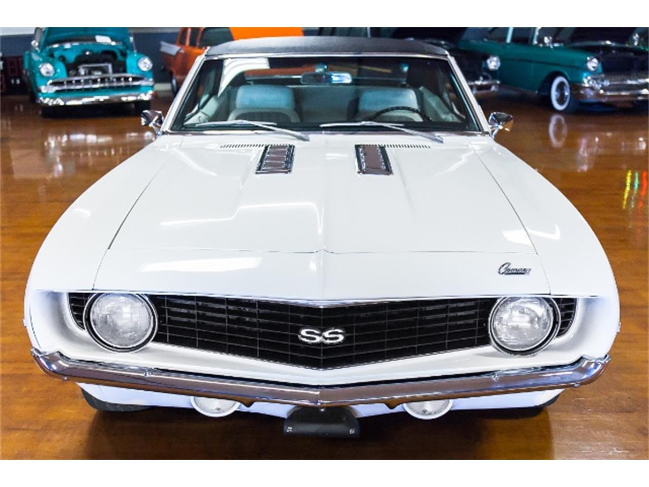 Large Picture of '69 Camaro located in Pennsylvania - $44,900.00 Offered by Hanksters Muscle Cars - MHWG