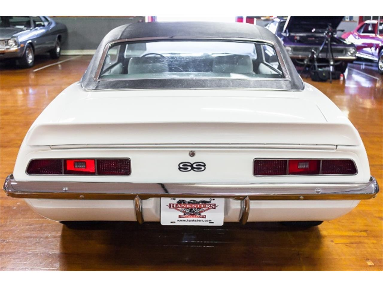Large Picture of '69 Camaro located in Pennsylvania - $44,900.00 Offered by Hanksters Hot Rods - MHWG