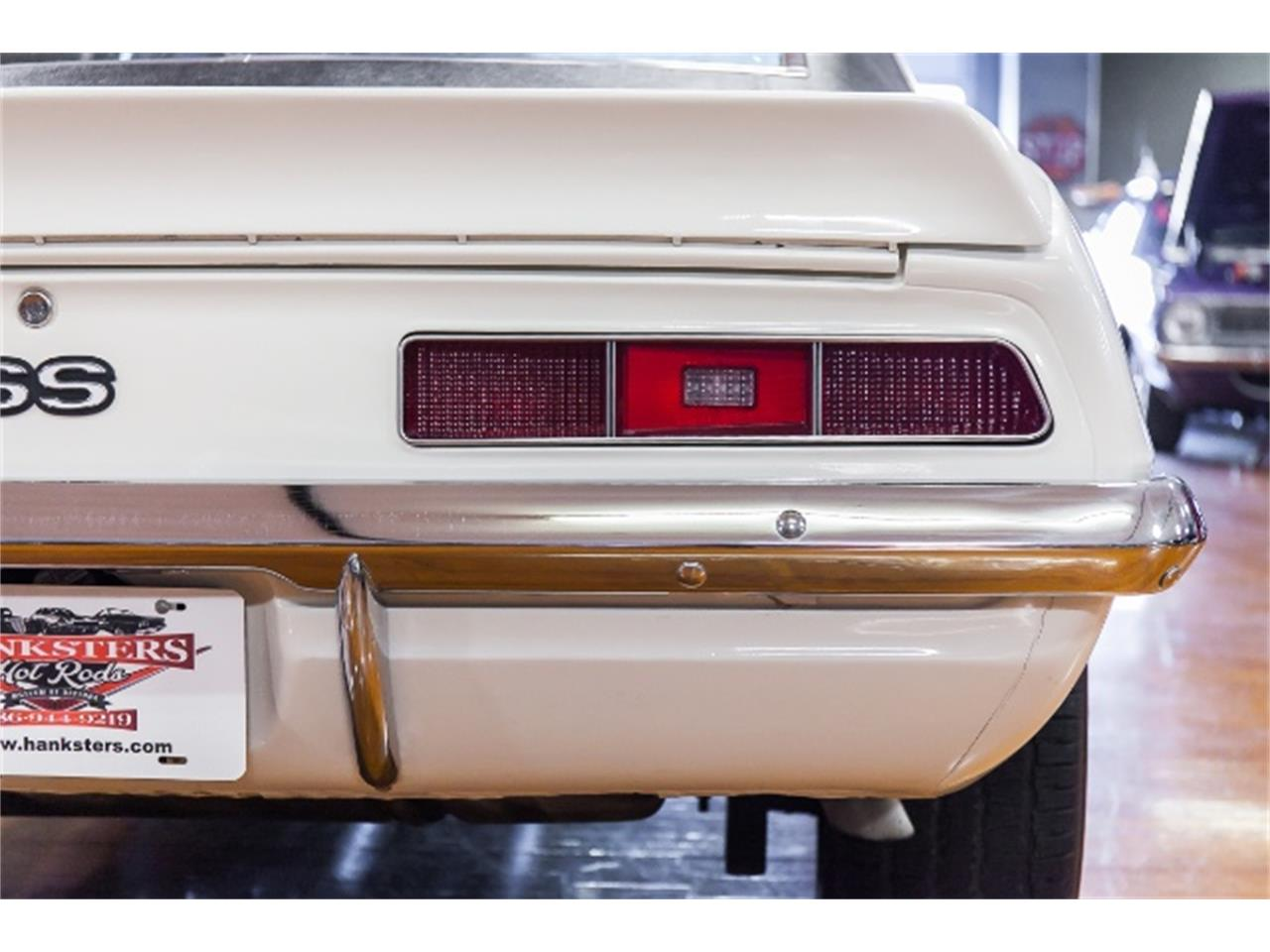 Large Picture of 1969 Chevrolet Camaro located in Pennsylvania Offered by Hanksters Muscle Cars - MHWG