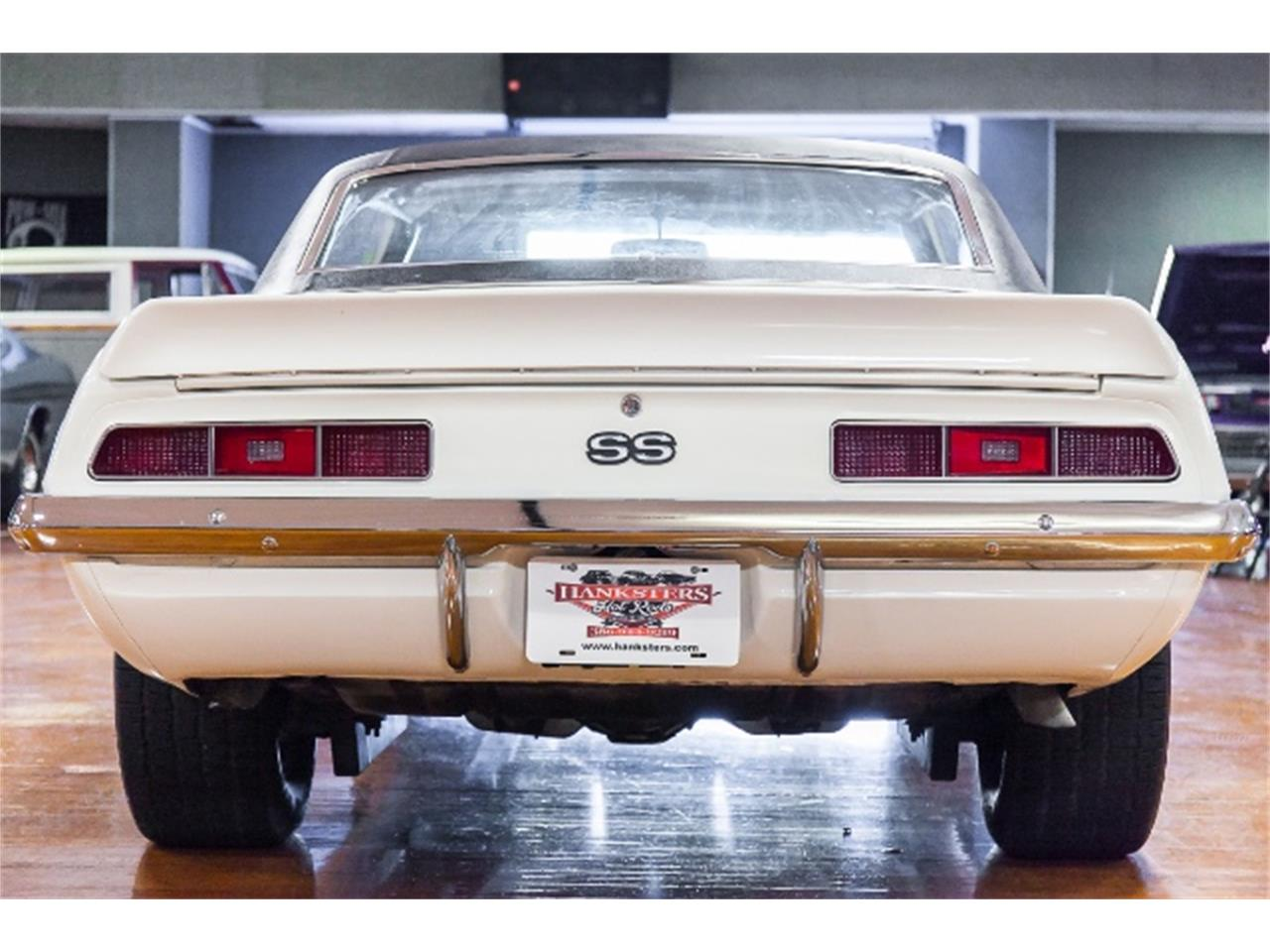 Large Picture of '69 Camaro located in Pennsylvania Offered by Hanksters Hot Rods - MHWG