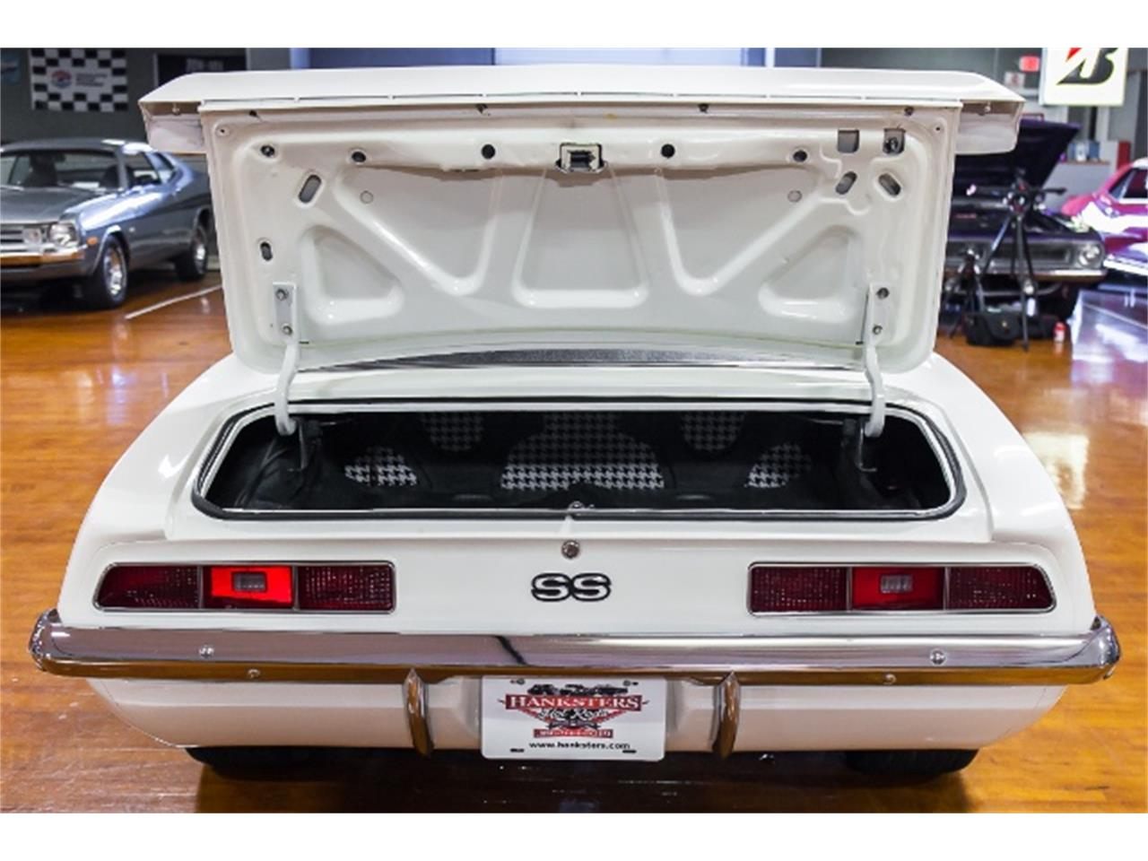 Large Picture of 1969 Chevrolet Camaro - $44,900.00 Offered by Hanksters Hot Rods - MHWG