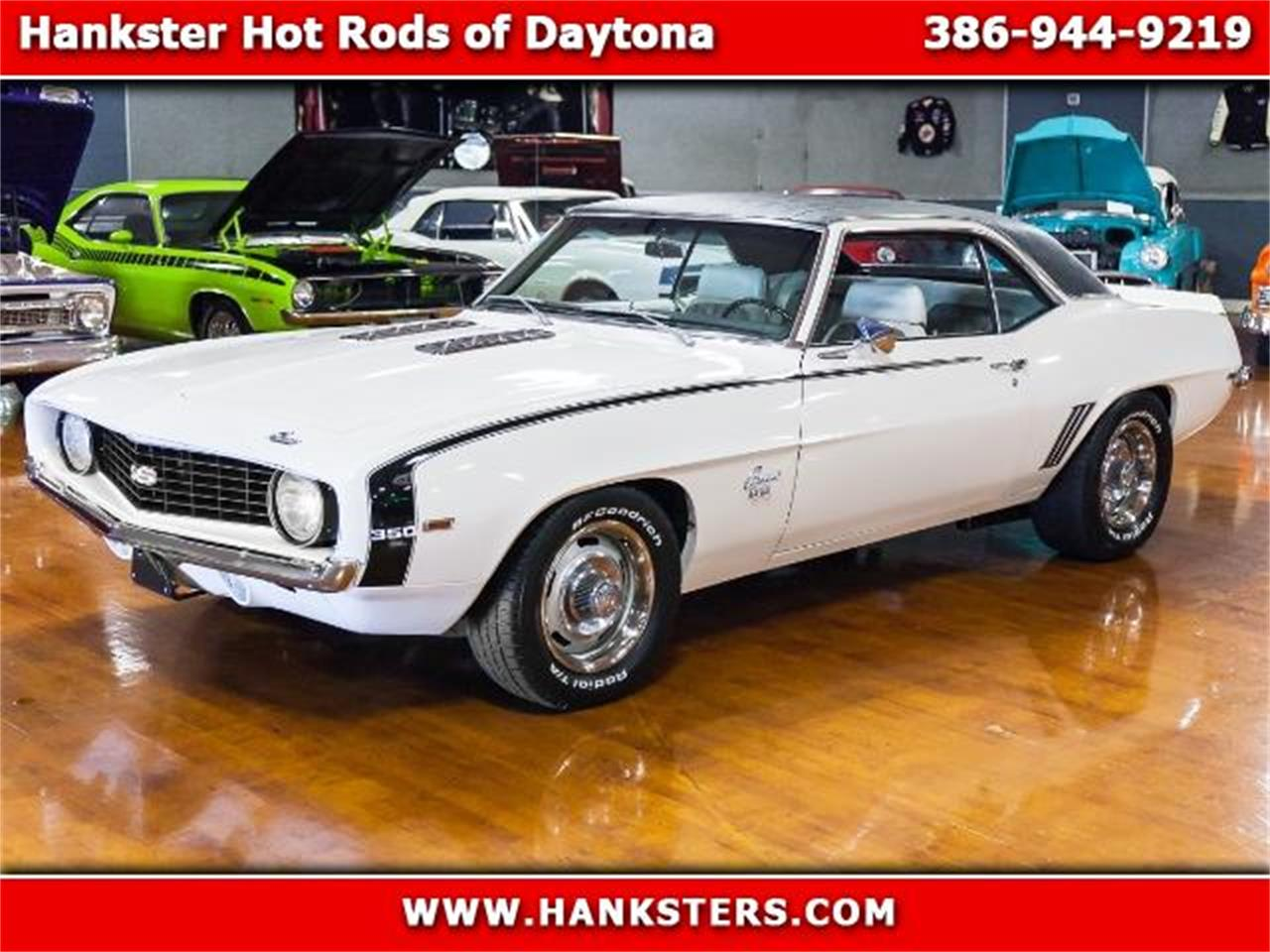 Large Picture of Classic 1969 Chevrolet Camaro located in Pennsylvania - $44,900.00 - MHWG