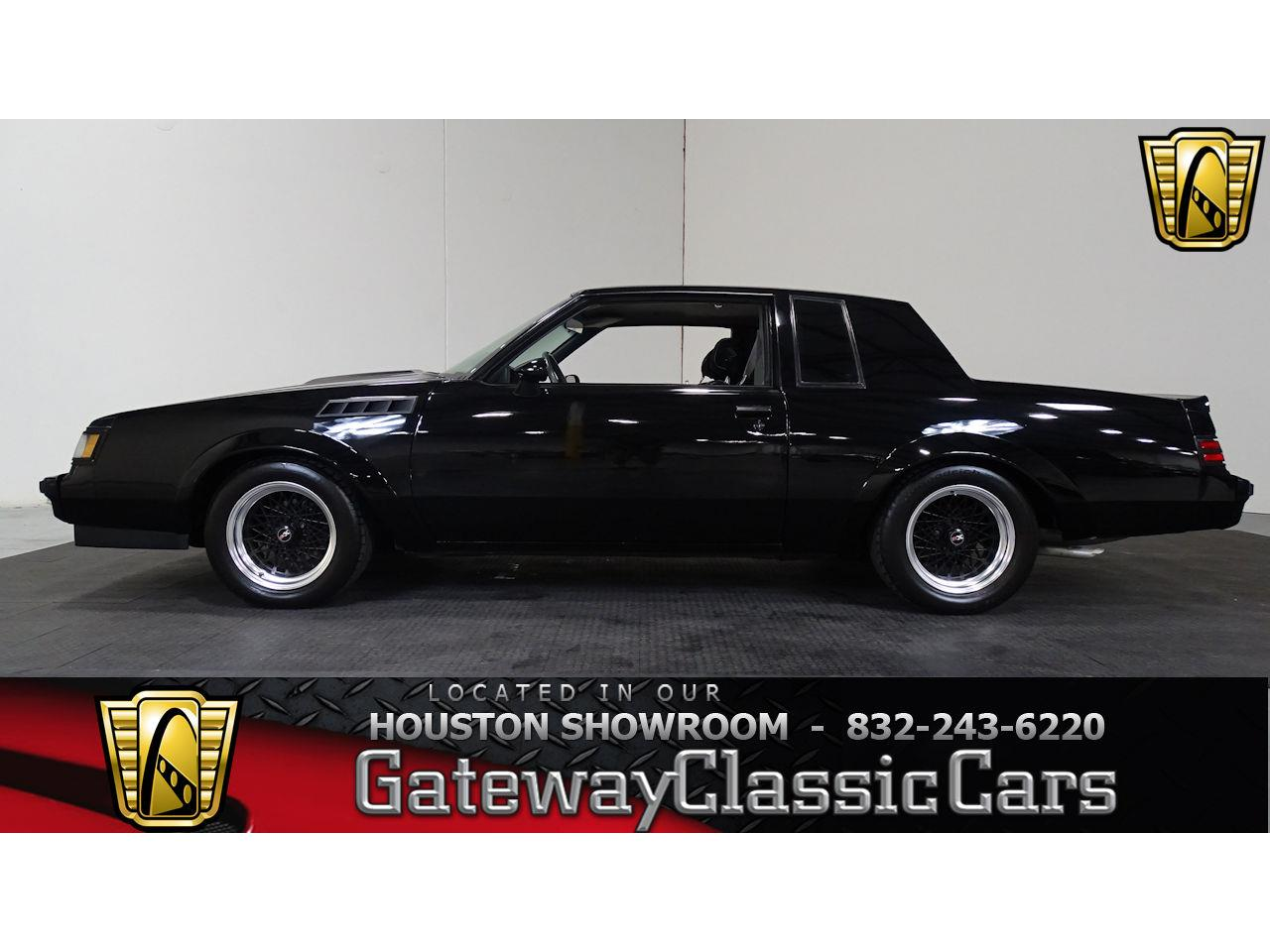 1987 Buick Grand National For Sale Classiccars Com Cc 1049645