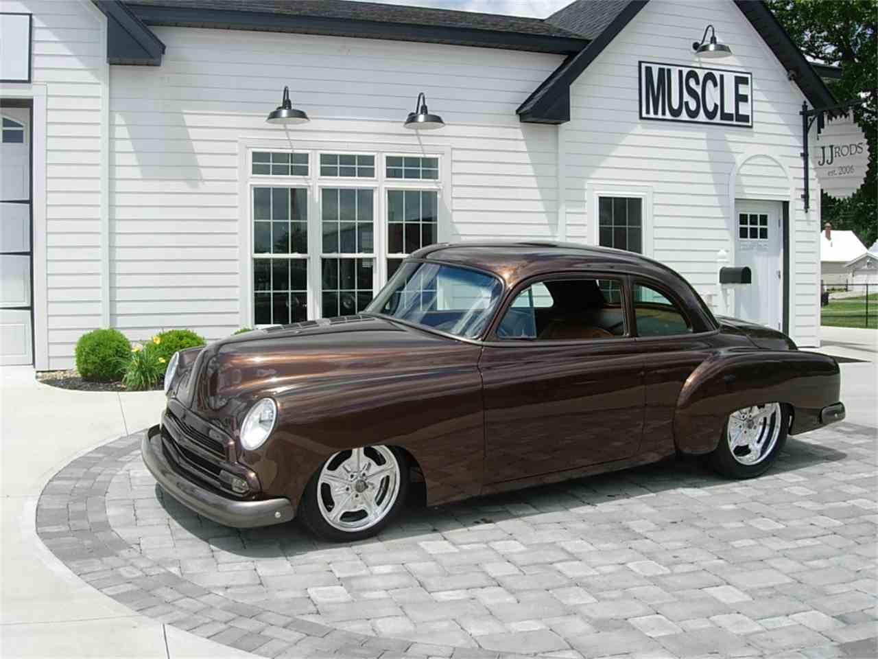 1951 chevrolet business coupe for sale cc 1040965. Black Bedroom Furniture Sets. Home Design Ideas