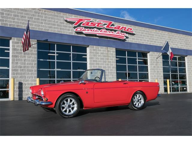 Picture of 1965 Sunbeam Tiger located in St. Charles Missouri - $129,995.00 - MHX6