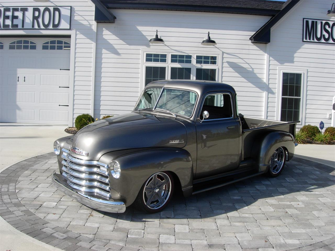 1950 chevrolet pickup for sale cc 1040967. Black Bedroom Furniture Sets. Home Design Ideas