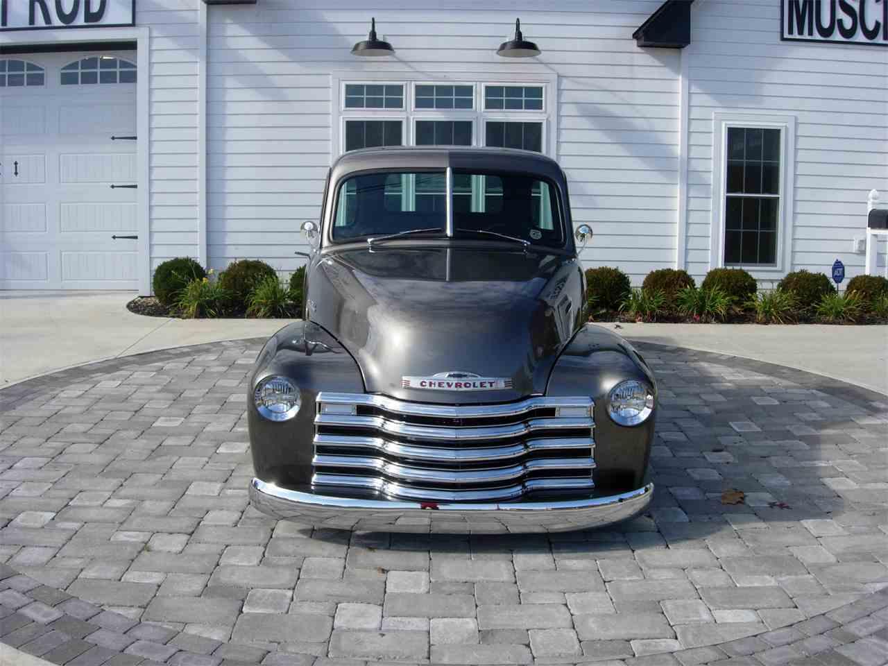1950 chevrolet pickup for sale cc 1040967. Black Bedroom Furniture Sets. Home Design Ideas