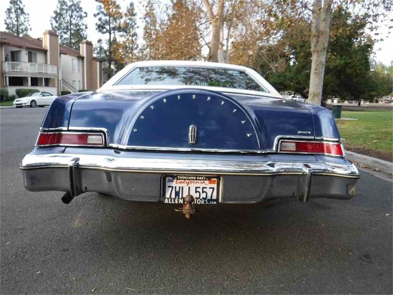 1974 lincoln continental mark iv for sale classiccars for Allen motors thousand oaks