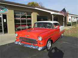 Picture of Classic 1955 Bel Air located in Michigan Offered by Ross Custom Muscle Cars LLC - MB7V
