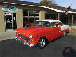Picture of Classic 1955 Bel Air located in Michigan - $42,900.00 Offered by Ross Custom Muscle Cars LLC - MB7V