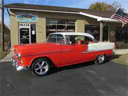 Picture of 1955 Bel Air located in Michigan Offered by Ross Custom Muscle Cars LLC - MB7V