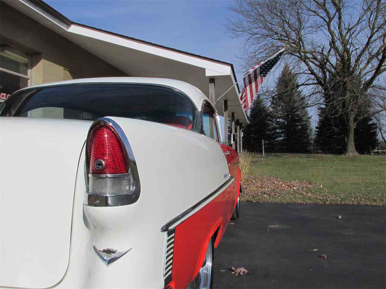 Large Picture of 1955 Bel Air - $42,900.00 Offered by Ross Custom Muscle Cars LLC - MB7V