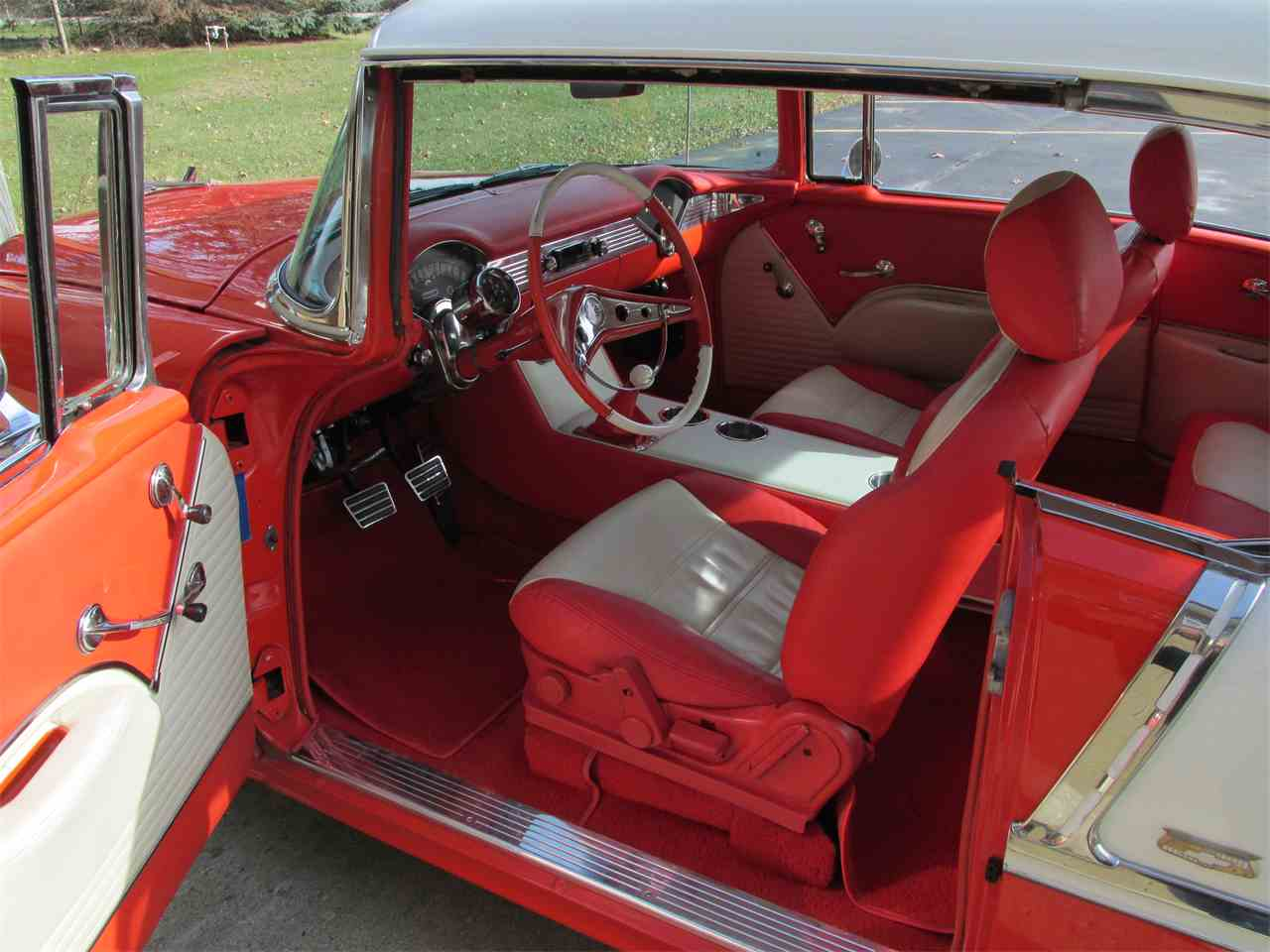 Large Picture of Classic '55 Bel Air located in Michigan - $42,900.00 - MB7V