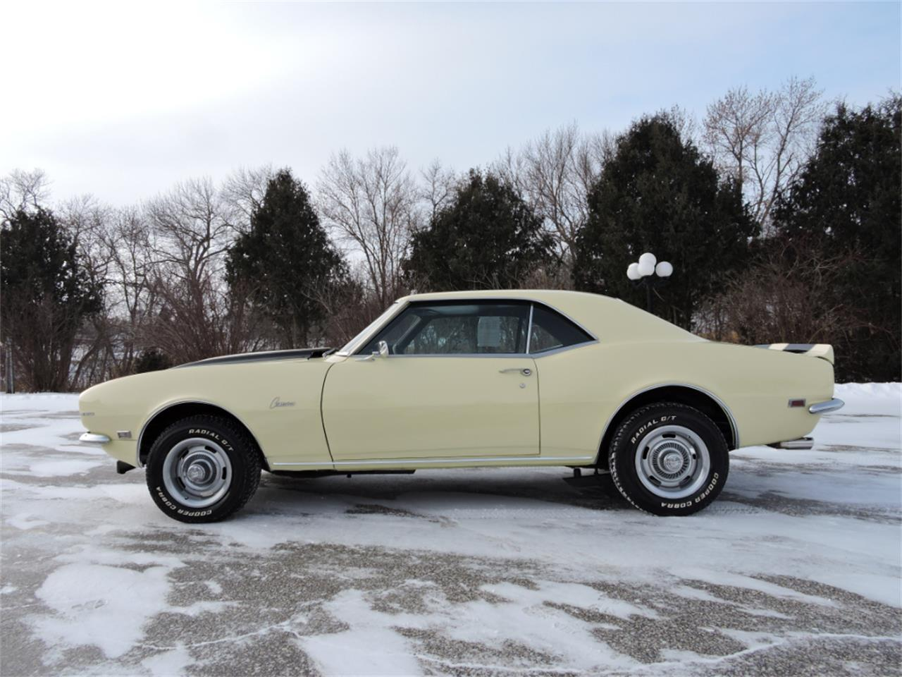 Large Picture of '68 Camaro - MHYW