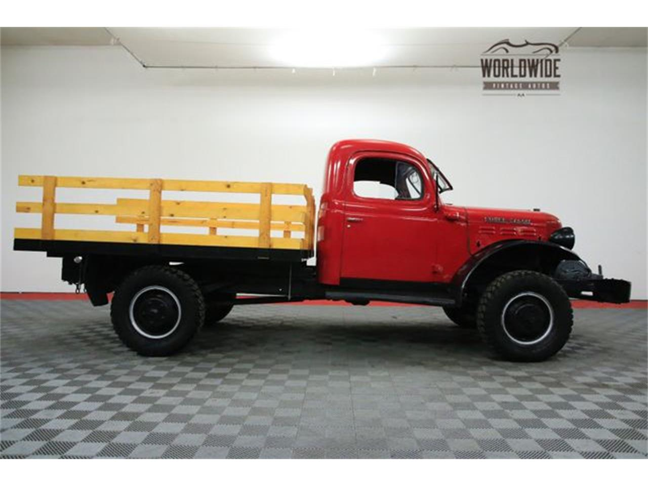 1949 Dodge Power Wagon For Sale Cc 1049754 Large Picture Of 49 Mhzu