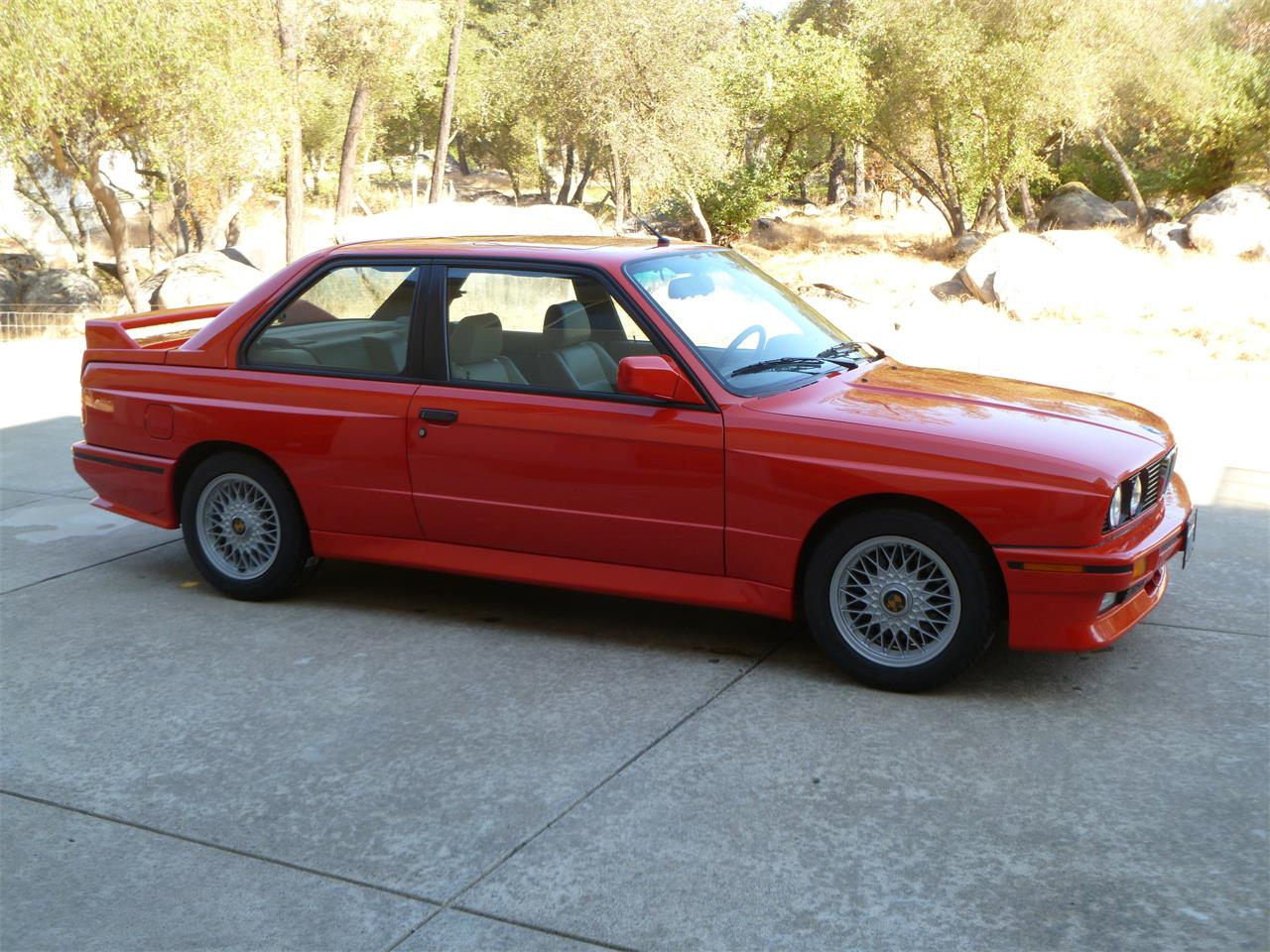 Large Picture of '88 M3 - MB81