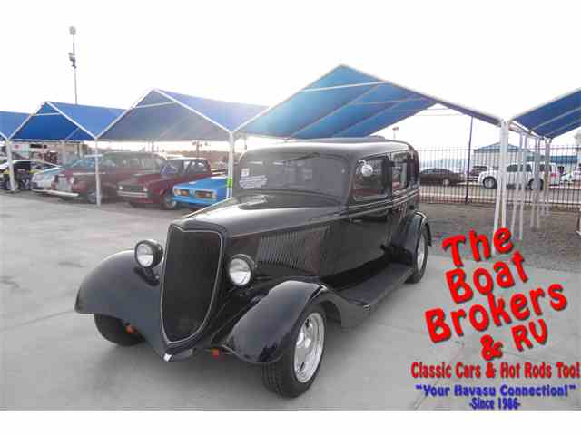 Picture of 1934 Ford 4-Dr Sedan - $59,995.00 - MI0L