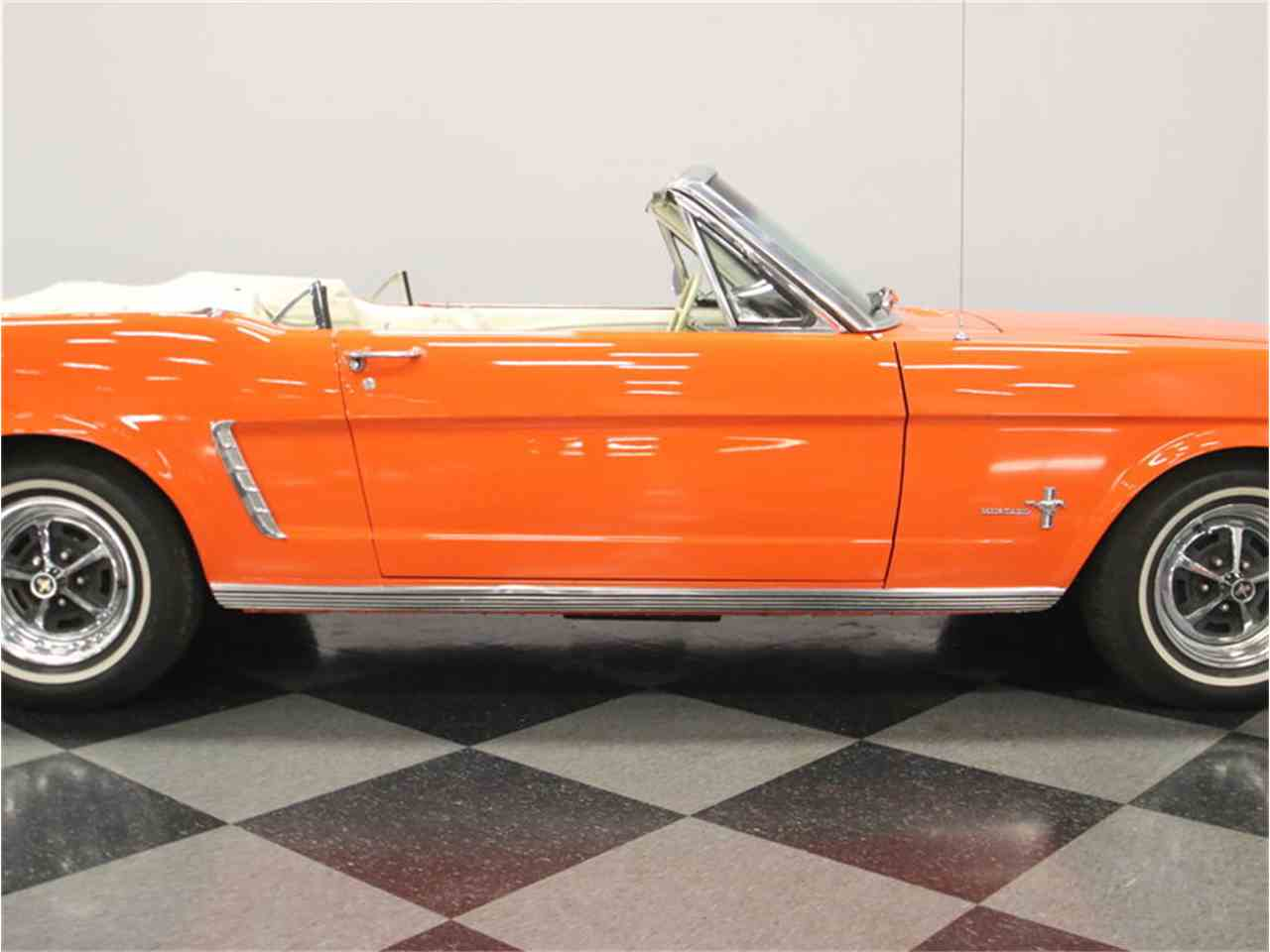 Large Picture of '65 Mustang - MB84